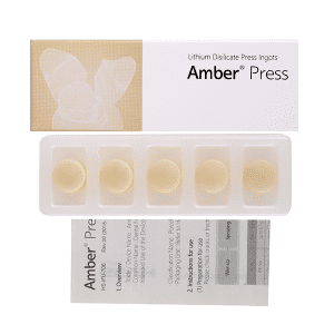 HASS Amber® Press R10 (5 Lingots)