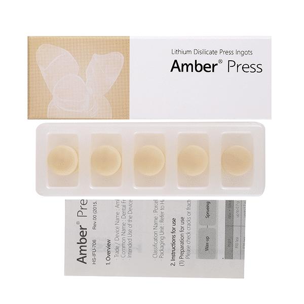Amber Press 1