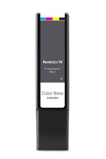 Résine Color Base Formlabs