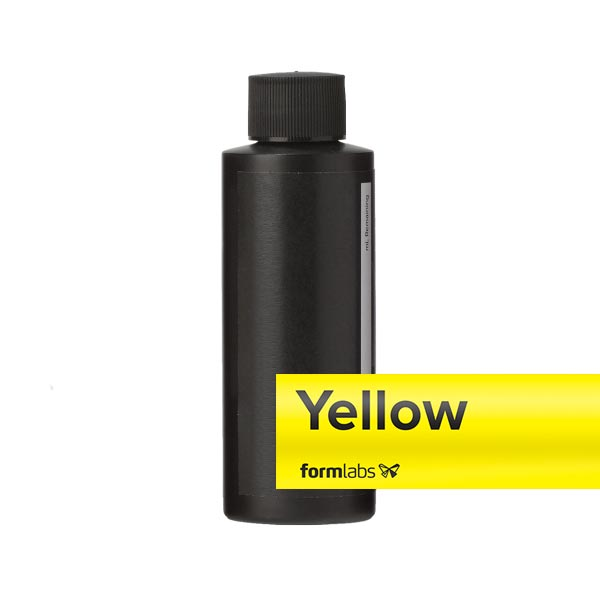 Pigment Yellow Formlabs