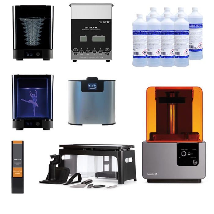 Pack Formlabs Form 2 Guides Chirurgicaux