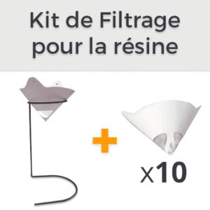 Kit De Filtrage Pour La Résine