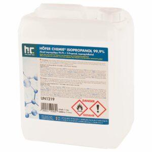 Alcool Isopropanol 99.9% 5L