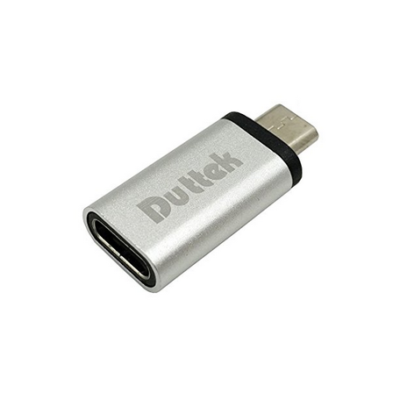 Adaptateur USB Duttek USB3.1 Type C