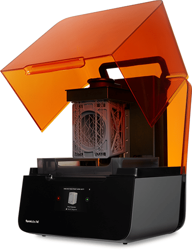 Form 3 Formlabs : packs form 3 pour le dentaire