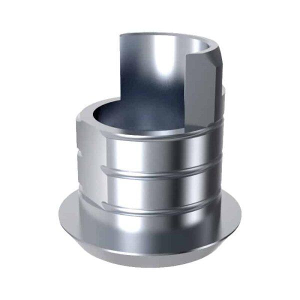 ARUM EXTERNAL TI BASE SHORT TYPE (NP) 3.4 ENGAGING - Compatible avec 3i® External®