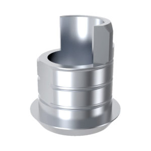 ARUM EXTERNAL TI BASE SHORT TYPE 5.0(WP) ENGAGING – Compatible Avec NOBELBIOCARE® Branemark®