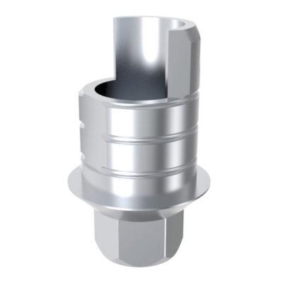 ARUM INTERNAL TI BASE SHORT TYPE (WP) 5.7 ENGAGING – Compatible Avec MIS® Internal Hexagon