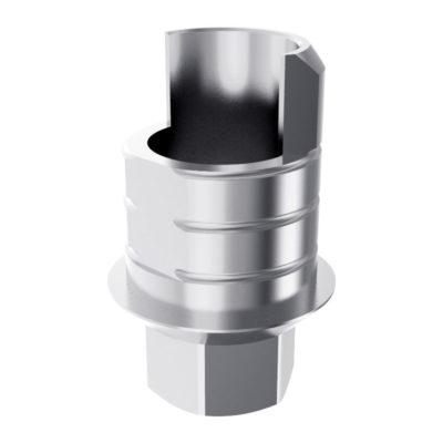 ARUM INTERNAL TI BASE SHORT TYPE (NP) 3.5 ENGAGING – Compatible Avec Implant Direct® Legacy®