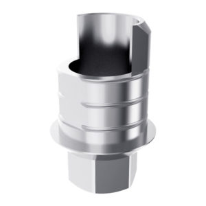 ARUM INTERNAL TI BASE SHORT TYPE (3.0) ENGAGING – Compatible Avec Implant Direct® Legacy®