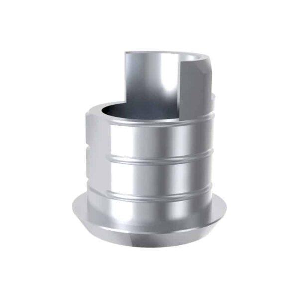ARUM EXTERNAL TI BASE NON-ENGAGING (RP) 3.75 - Compatible avec Zimmer® SPLINE