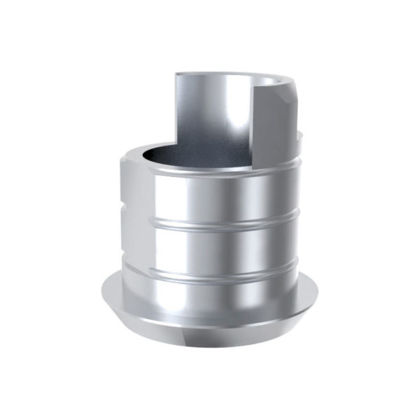 ARUM EXTERNAL TI BASE NON-ENGAGING (WP) 5.0 - Compatible avec Zimmer® SPLINE