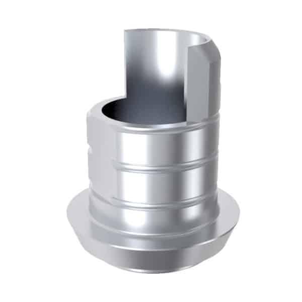 ARUM INTERNAL TI BASE SHORT TYPE 4.3 NON-ENGAGING - Compatible avec Conelog®