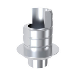 ARUM INTERNAL TI BASE SHORT TYPE (NP) NON-ENGAGING – Compatible Avec ZIMMER® Tapered Screw-Vent® 3.5