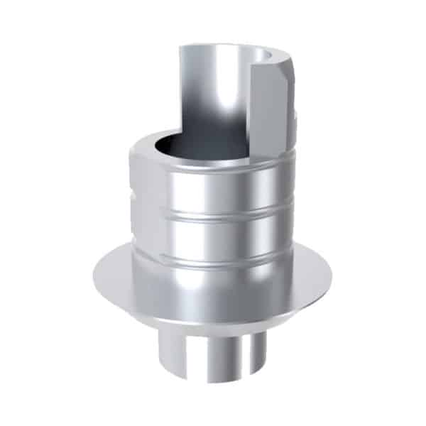 ARUM INTERNAL TI BASE SHORT TYPE (RP) NON-ENGAGING - Compatible avec ZIMMER® Tapered Screw-Vent®