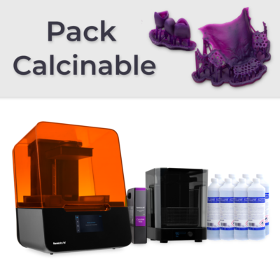 Pack Formlabs Form 3 Calcinable