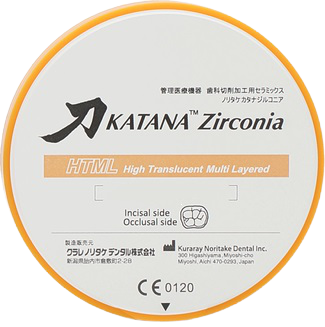 Zircone KATANA™ Kuraray HTML