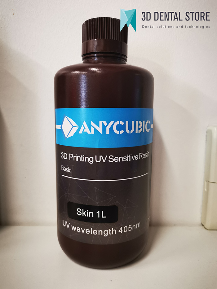 Resine Anycubin compatible Zortrax Inkspire