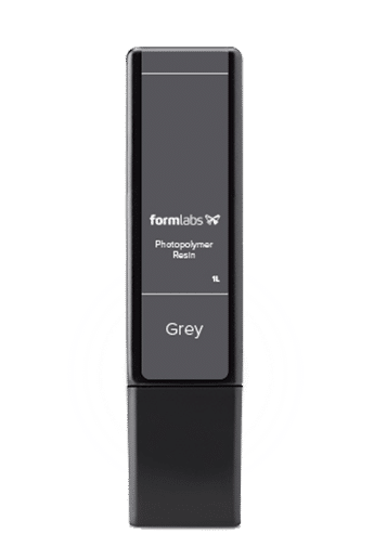 Grey Resine Form 3B par Formlabs
