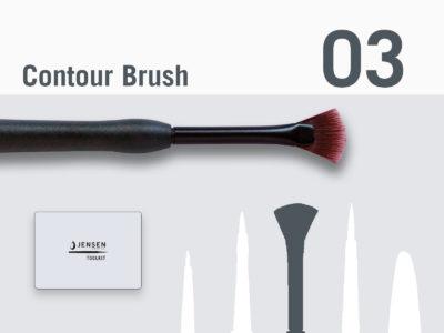 Pinceau MiYO Contour Brush