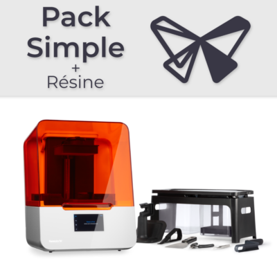 Formlabs Form 3B – Pack Simple + Résine
