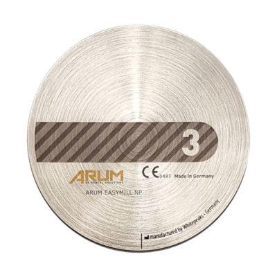 Arum EasyMill Cobalt Chrome, Ø 98 Mm