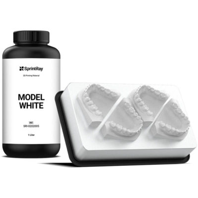 Sprintray Model White 1L