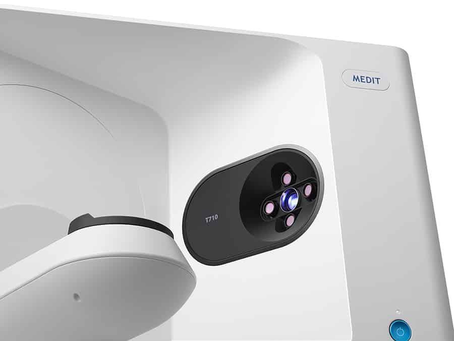 Scanner 3D Medit T710