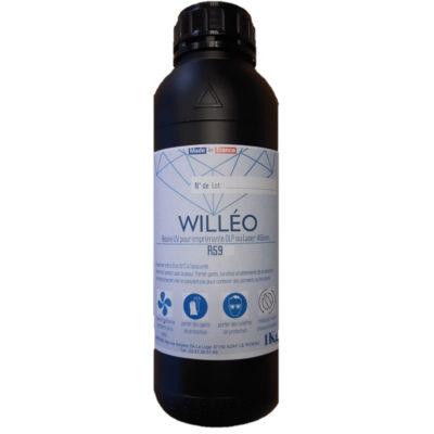 Résine Liquide WILLEO