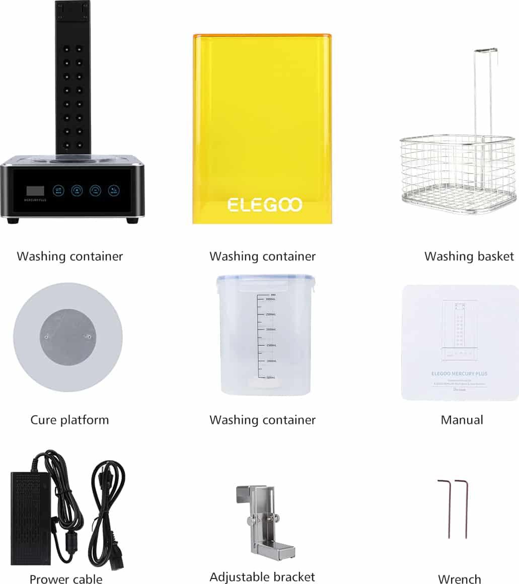 Elegoo Mercury Plus kit