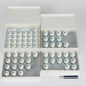 EX3 N COLOR FULL KIT PST (526G) New & Masses Cervical